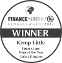 Finance Monthly Global Awards logo