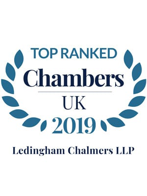 Chambers Firm Logo 2019