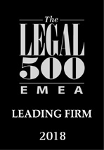 Legal 500 Firm