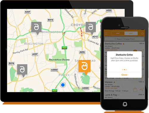 ChargeApp partners with Charge Point