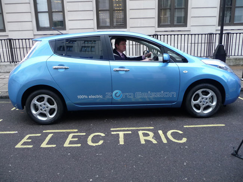 Electric Avenue: The Opportunity For Electric Vehicle Charging In Residential Locations