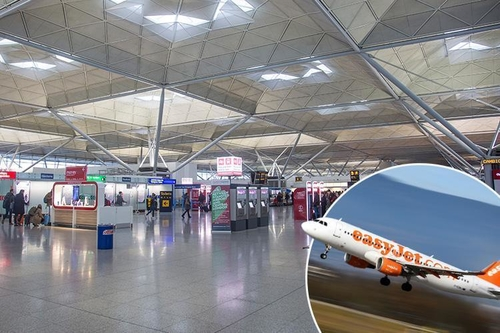 NOSE DIVE Stansted is second worst airport in the WORLD claims new report (and easyJet is 4th worst