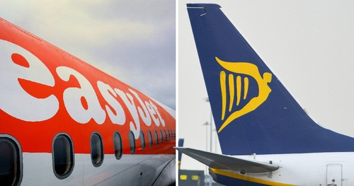 Easyjet and Ryanair among top 10 worst airlines in the world