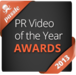 Best PR Video - 2013