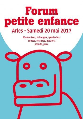 Forum de la petite enfance à l'Espace Van Gogh