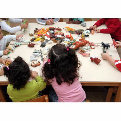 Crèche, halte-garderie et Mam : réflexion sur les aides à la communauté d'agglomération de Forbach