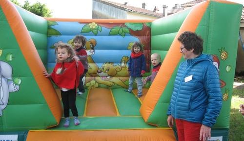 La fête de la Petite enfance pour le plaisir des enfants... et des parents