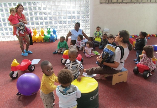 Saint-Ouen-l'Aumône : la crèche Baby-Loup et la ville s'engagent dans l'accueil d'urgence