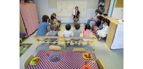 Petite enfance: des programmes éducatifs coordonnés dès la crèche