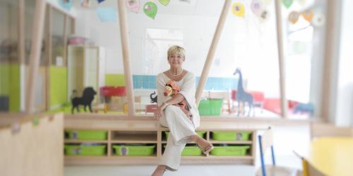 #CeuxQuiFont : Mara Maudet ou les crèches qui aident les parents à retrouver du travail