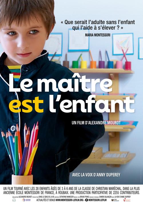 Le maître et l'enfant : sortie nationale le 27 septembre 2017
