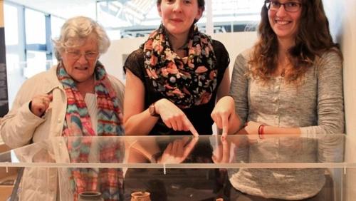 Rives-en-Seine : la petite enfance dans l'antiquité au MuséoSeine