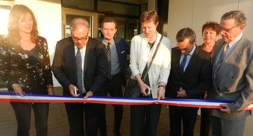 Le centre petite enfance Les Pitchounets a été inauguré