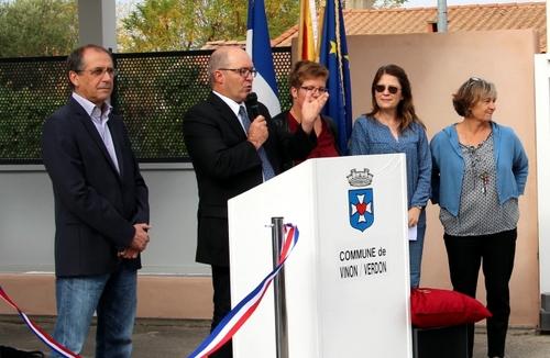 Vinon : Inauguration du nouveau bâtiment du Relais Assistantes Maternelles
