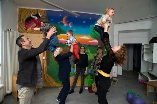 [Suisse] Des parents ouvrent une crèche Montessori à Lausanne