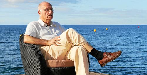 Boris Cyrulnik. Le neuropsychiatre à Quimper le 16 novembre