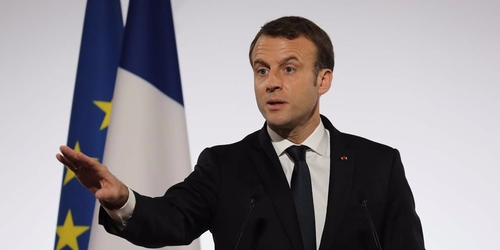 Ce qu'il faut retenir du discours de Macron sur les violences sexistes et sexuelles