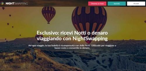 NightSwapping rilancia sul mercato italiano col progetto NightWallet