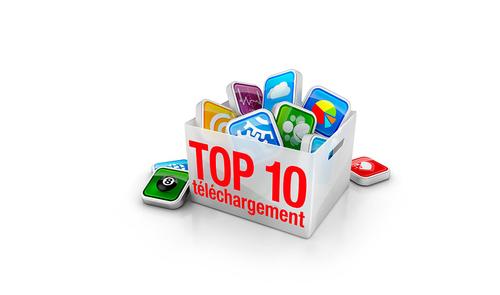 Téléchargement : les dix meilleurs logiciels et applications de la semaine