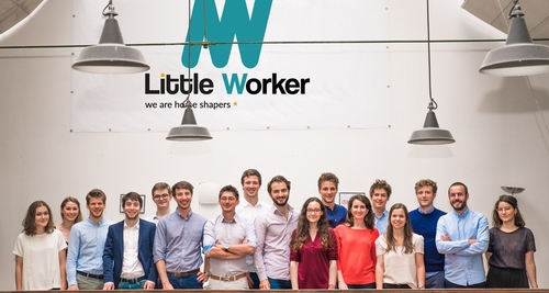 Equimov, Little Worker, Ihou : le StartUp Sum'Up #35