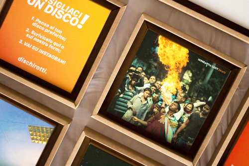 Global Power: Dischirotti. Musica, comunicazione social e grafica