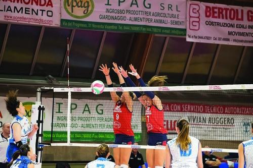 Volley Global Power sponsor del Ramonda IPAG Montecchio in A2 femminile