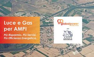 Global Power AMPI, più Risparmio, più Servizi, più efficienza energetica