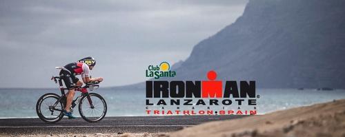 Ironman Lanzarote Race Report 2017