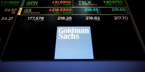 Goldman Sachs Eyes Spinoff of Simon, an Online Tool for Bond Sales