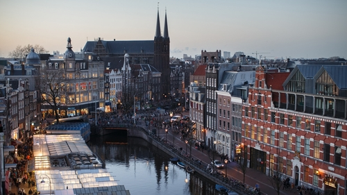 Amsterdam gains another post-Brexit trading venue with Tradeweb