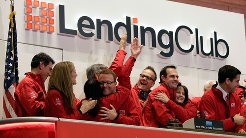 Lending Club has become reliant on traditional institutions