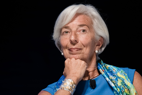 IMF Head: Cryptocurrency Could Be the Future. Really.
