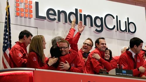 Lending Club shares plumb new depths