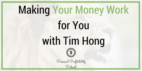 Make your money roar with Tim Hong and Moneylion