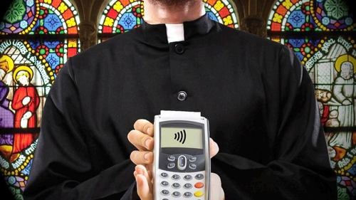 Church of England to accept donations by contactless payments
