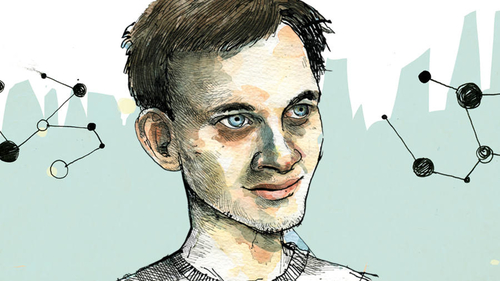 Lunch with the FT - Ethereum's Vitalik Buterin on the bitcoin bubble and running a $125bn blockchain