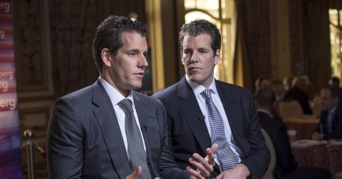 To Catch Bad Actors, Winklevosses' Bitcoin Exchange Teams Up With Nasdaq