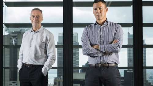 UK financial entrepreneur Anthony Thomson is launching a new digital bank in Australia