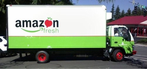 Report: Amazon captures 30% of online grocery spending