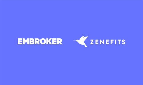 Zenefits P&C customers:  welcome to Embroker!