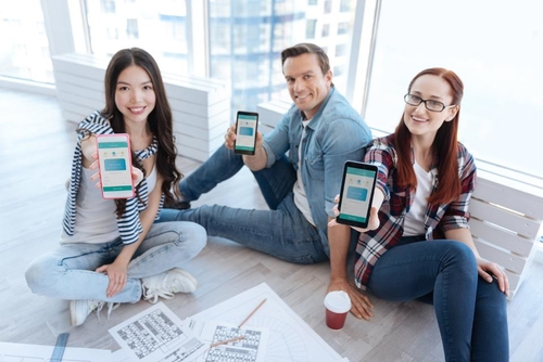 Finance apps have a millennial mobile moment