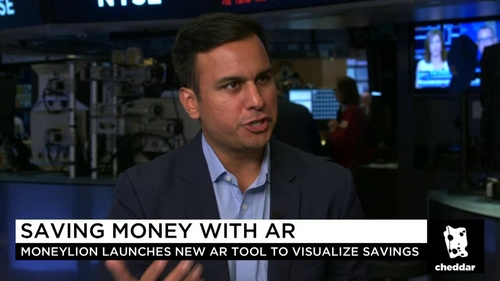 MoneyLion: saving money with AR