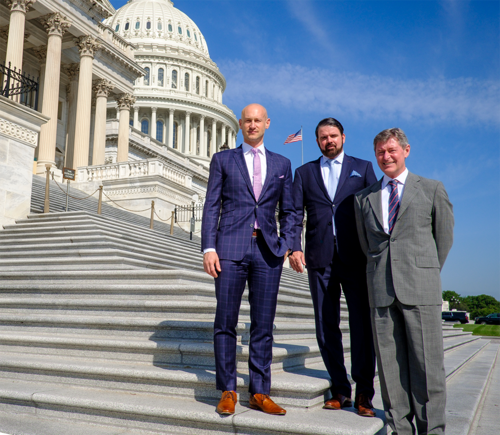 Vestwell visits D.C. to talk 401(k) and tax reform with Congress