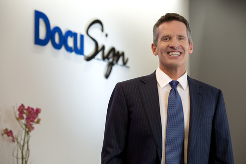DocuSign is the latest tech unicorn to file for an IPO