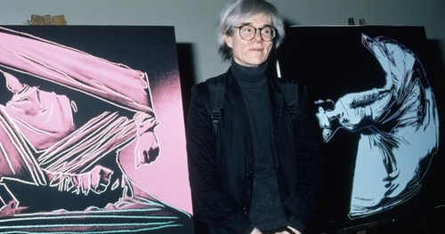 Andy Warhol art to be sold via blockchain