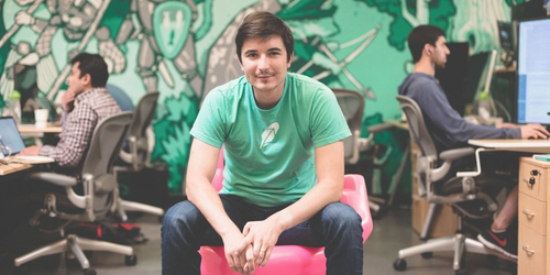 The founders of Robinhood were initially rejected by 75 venture capital firms