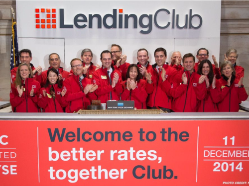 The tide may be turning for Lending Club