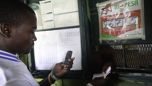 Mobile money is only just starting to transform some of Africa's markets