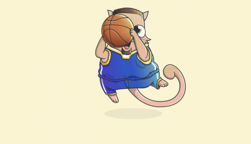 NBA Superstar Steph Curry Is Now the First Celebrity CryptoKitty