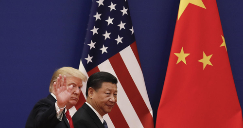 U.S.-China trade war is now becoming a currency war, too